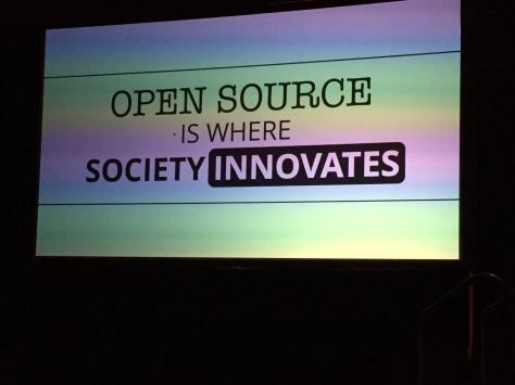 Open source is where society innovates — Jono Bacon
