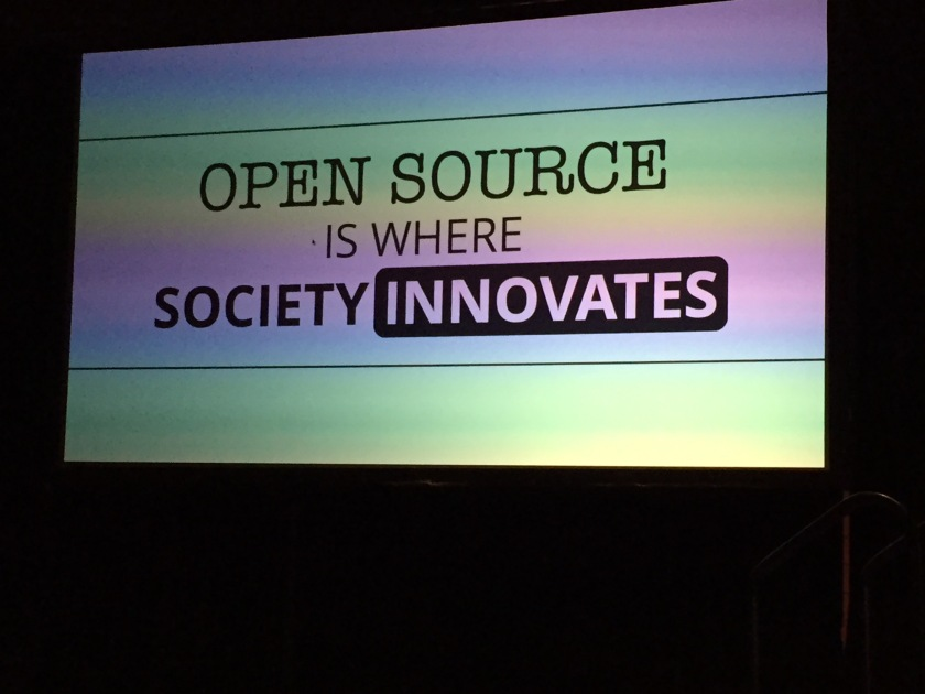 Open source is where society innovates — Jono Bacon